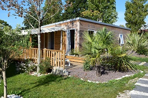 Mobil-home Key West, le confort en grand !