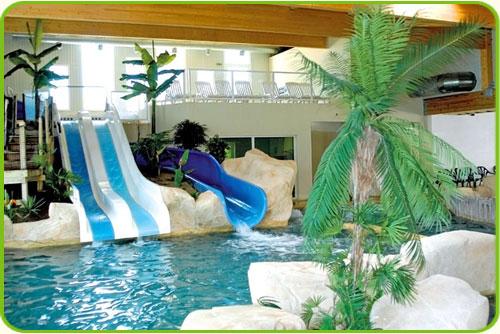Camping la boutinardi re pornic loire atlantique bretagne for Camping indre et loire avec piscine couverte