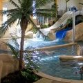 Another view of this nice indoor pool area